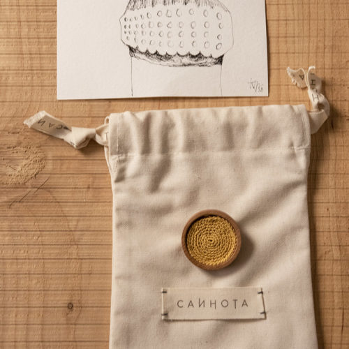Canhota by Ligia Lopes